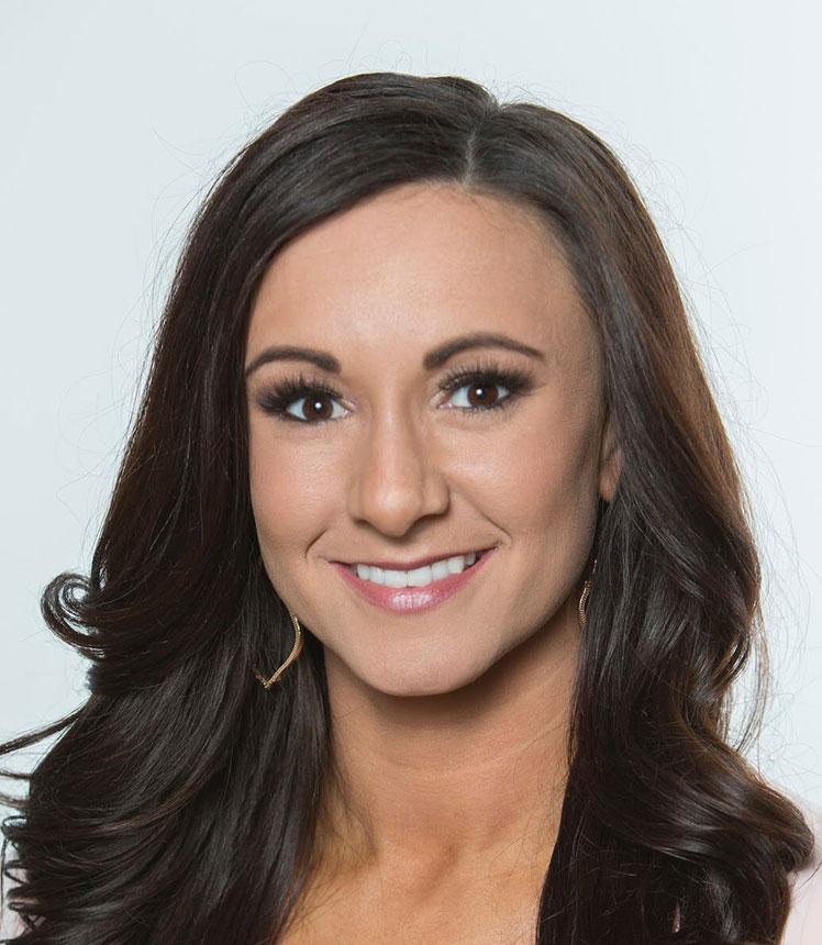 Caitlan Berry, Financial Controller